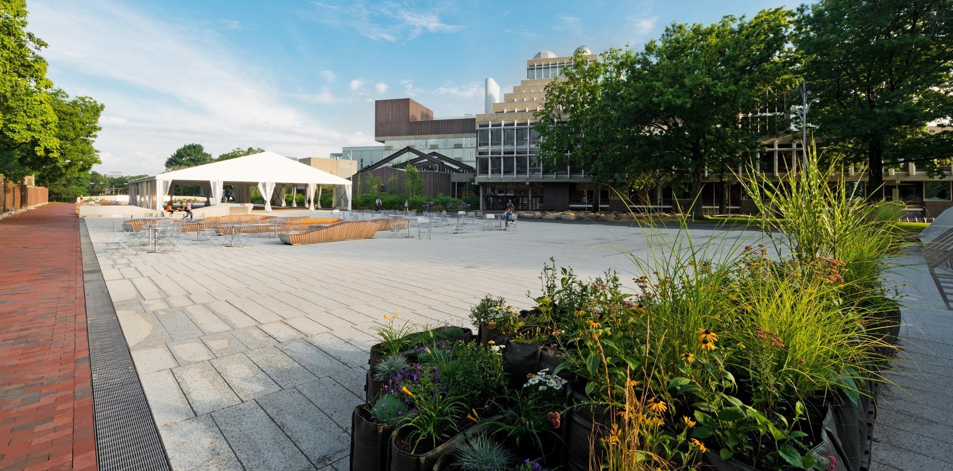 Harvard PlazaCambridge, MA